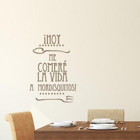 Vinil Hoy me comeré...