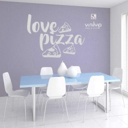 Vinil Love pizza