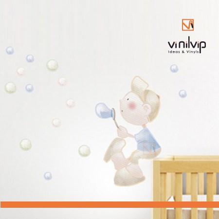 Vinilos decorativos para cuartos de bebé | Vinilvip