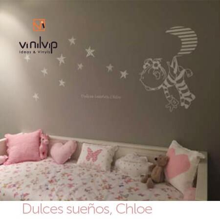 Vinilos decorativos para cuartos de bebé | Blog de Vinilvip